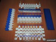 Производим и продаём модульные пластиковые конвейерные ленты открытого