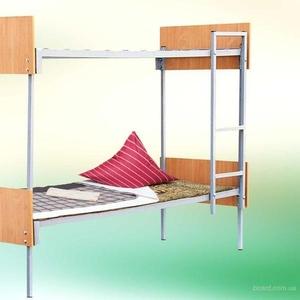 Двухъярусные кровати металлические армейские
