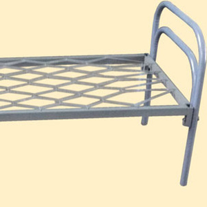 Кровати металлические высокого качества с доставкой