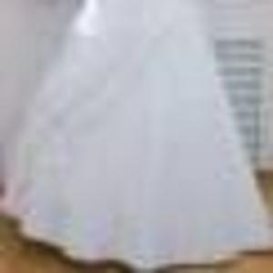 Продам свадебное платье,  белое,  размер 46-50