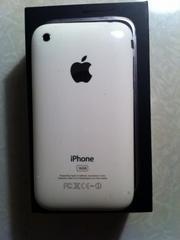 Iphone 3gs,  16 gb,  white